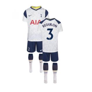2020-2021 Tottenham Home Nike Little Boys Mini Kit (REGUILON 3)
