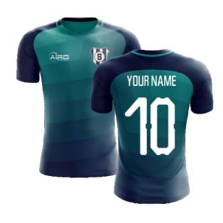 2020-2021 Tottenham Third Concept Football Shirt (Your Name)
