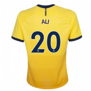 2020-2021 Tottenham Third Nike Football Shirt (Kids) (ALI 20)