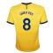 2020-2021 Tottenham Third Nike Football Shirt (Kids) (GREAVES 8)