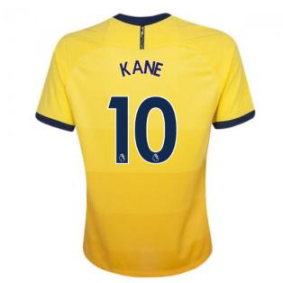 2020-2021 Tottenham Third Nike Football Shirt (Kids) (KANE 10)