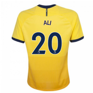 2020-2021 Tottenham Third Nike Ladies Shirt (ALI 20)