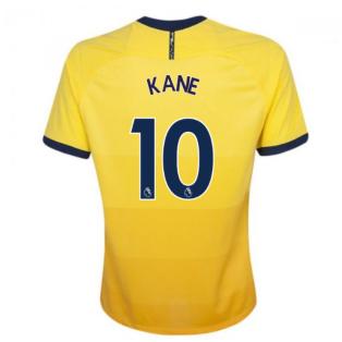 2020-2021 Tottenham Third Nike Ladies Shirt (KANE 10)