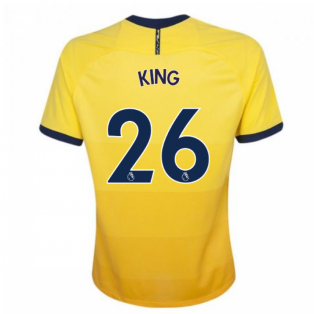 2020-2021 Tottenham Third Nike Ladies Shirt (KING 26)