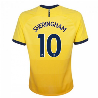 2020-2021 Tottenham Third Nike Ladies Shirt (SHERINGHAM 10)