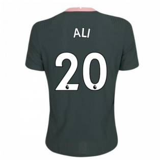 2020-2021 Tottenham Vapor Match Away Nike Shirt (ALI 20)