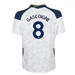 2020-2021 Tottenham Vapor Match Home Nike Shirt (GASCOIGNE 8)
