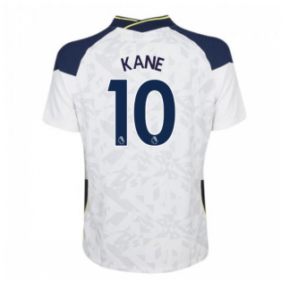 2020-2021 Tottenham Vapor Match Home Nike Shirt (KANE 10)