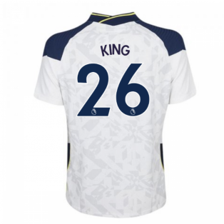 2020-2021 Tottenham Vapor Match Home Nike Shirt (KING 26)