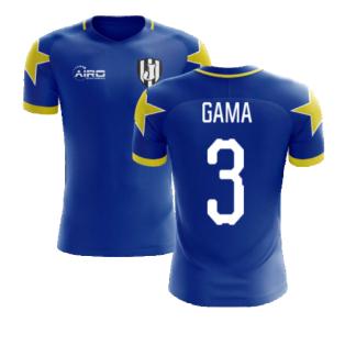 2020-2021 Turin Away Concept Football Shirt (Gama 3)
