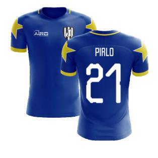 2020-2021 Turin Away Concept Football Shirt (Pirlo 21)