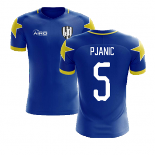 2020-2021 Turin Away Concept Football Shirt (Pjanic 5)