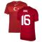 2020-2021 Turkey Away Nike Football Shirt (UNAL 16)