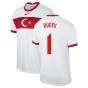 2020-2021 Turkey Home Nike Football Shirt (RUSTU 1)