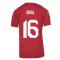 2020-2021 Turkey Nike Training Shirt (Red) (UNAL 16)