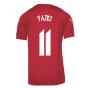 2020-2021 Turkey Nike Training Shirt (Red) (YAZICI 11)