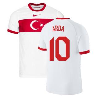 2020-2021 Turkey Vapor Home Shirt (ARDA 10)