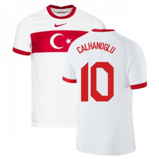 2020-2021 Turkey Vapor Home Shirt (CALHANOGLU 10)