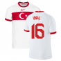 2020-2021 Turkey Vapor Home Shirt (UNAL 16)