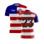 2020-2021 USA Airo Concept Home Shirt (Johnson 23)