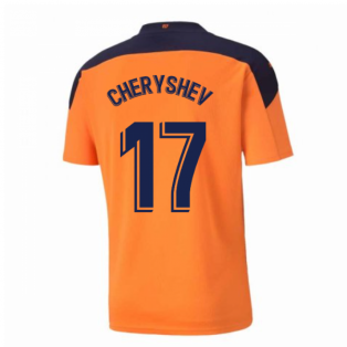 2020-2021 Valencia Away Shirt (CHERYSHEV 17)