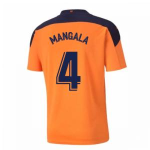 2020-2021 Valencia Away Shirt (MANGALA 4)