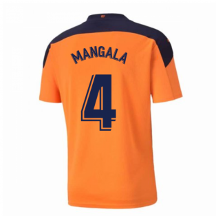 2020-2021 Valencia Away Shirt (MANGALA 4)