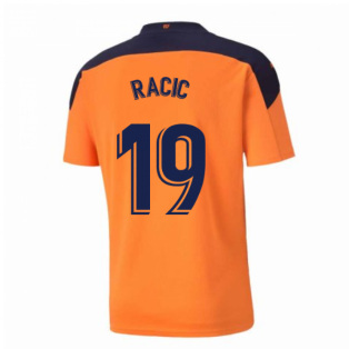 2020-2021 Valencia Away Shirt (RACIC 19)