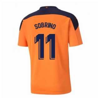 2020-2021 Valencia Away Shirt (SOBRINO 11)