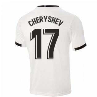 2020-2021 Valencia Home Shirt (Kids) (CHERYSHEV 17)