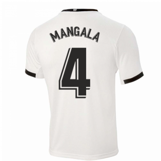 2020-2021 Valencia Home Shirt (Kids) (MANGALA 4)