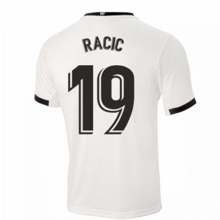 2020-2021 Valencia Home Shirt (Kids) (RACIC 19)