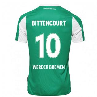 2020-2021 Werder Bremen Home Shirt (BITTENCOURT 10)