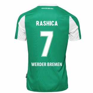 2020-2021 Werder Bremen Home Shirt (RASHICA 7)