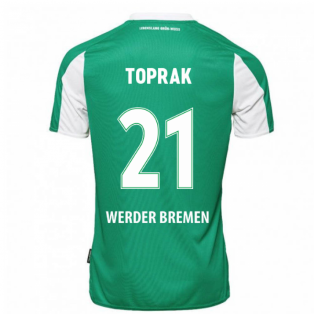 2020-2021 Werder Bremen Home Shirt (TOPRAK 21)