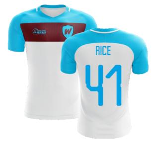 2020-2021 West Ham Away Concept Football Shirt (RICE 41)
