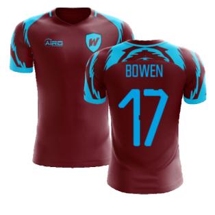2020-2021 West Ham Home Concept Football Shirt (Bowen 17)