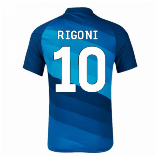 2020-2021 Zenit St Petersburg Home Nike Shirt (Kids) (RIGONI 10)