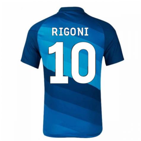 2020-2021 Zenit St Petersburg Home Nike Shirt (Kids) (RIGONI 10)