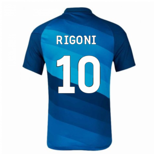 2020-2021 Zenit St Petersburg Home Shirt (RIGONI 10)