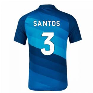 2020-2021 Zenit St Petersburg Home Shirt (SANTOS 3)