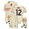 2021-2022 AC Milan Away Mini Kit (REBIC 12)