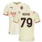 2021-2022 AC Milan Away Shirt (Kids) (KESSIE 79)