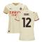2021-2022 AC Milan Away Shirt (Ladies) (REBIC 12)