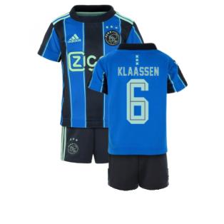 2021-2022 AJAX AWAY BABY KIT (KLAASSEN 6)