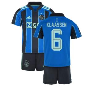 2021-2022 Ajax Away Mini Kit (KLAASSEN 6)