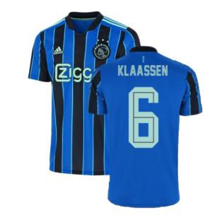 2021-2022 Ajax Away Shirt (KLAASSEN 6)