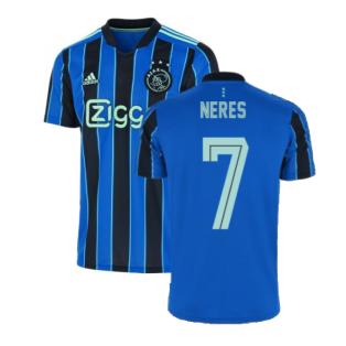 2021-2022 Ajax Away Shirt (NERES 7)