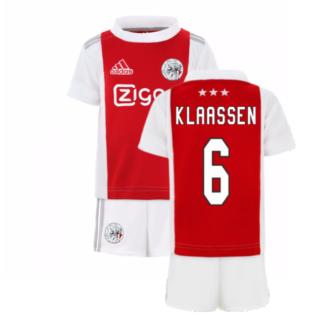 2021-2022 Ajax Home Baby Kit (KLAASSEN 6)