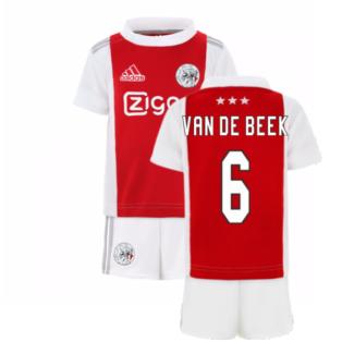 2021-2022 Ajax Home Baby Kit (VAN DE BEEK 6)